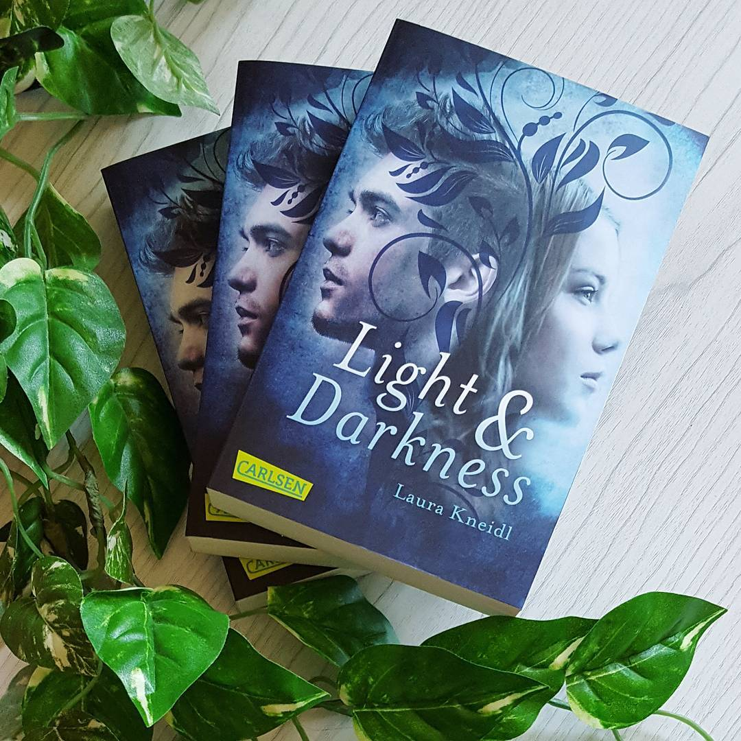 Cover Reveal: Light & Darkness