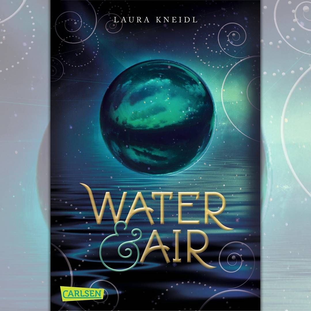 Cover Reveal: Water & Air
