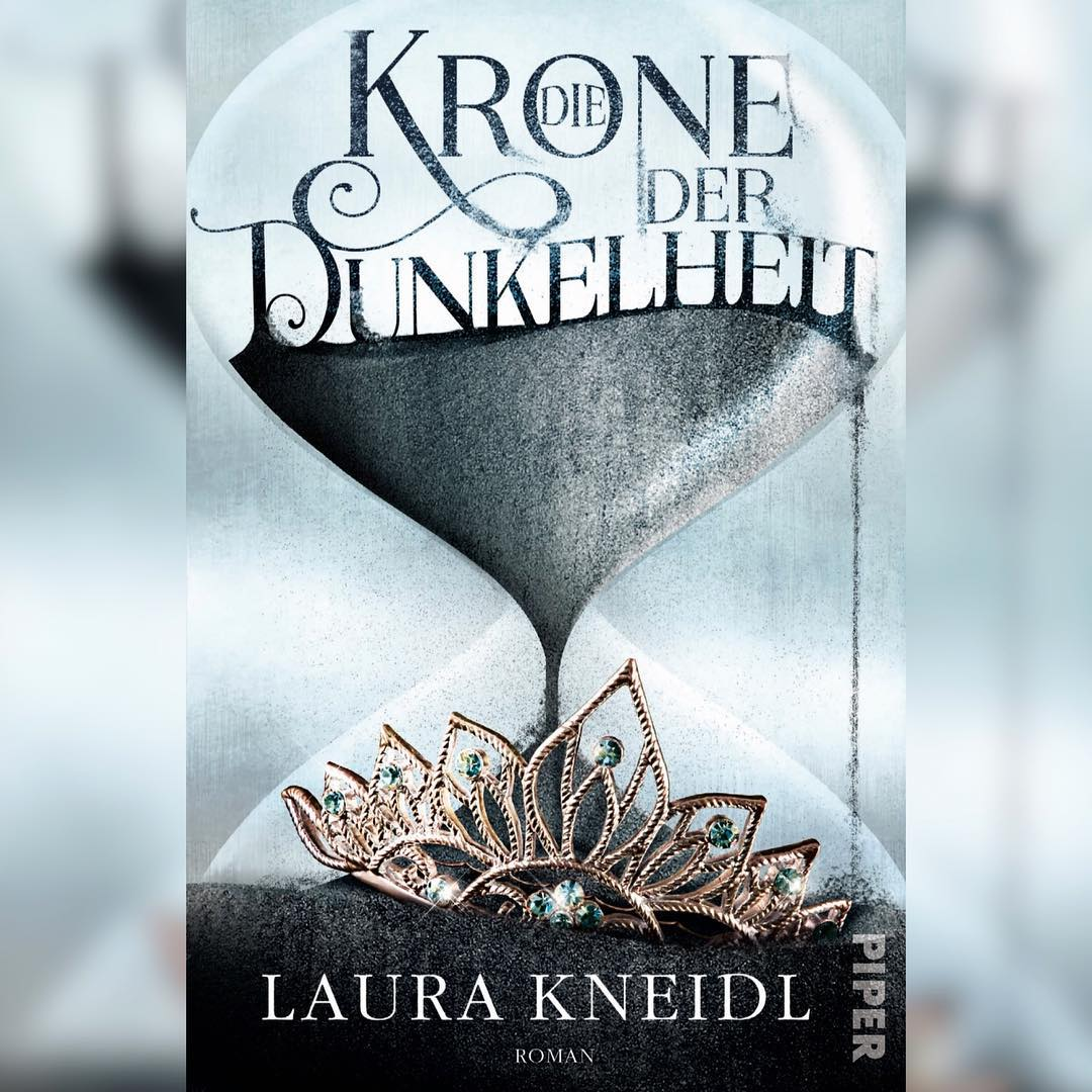 Cover Reveal: Die Krone der Dunkelheit
