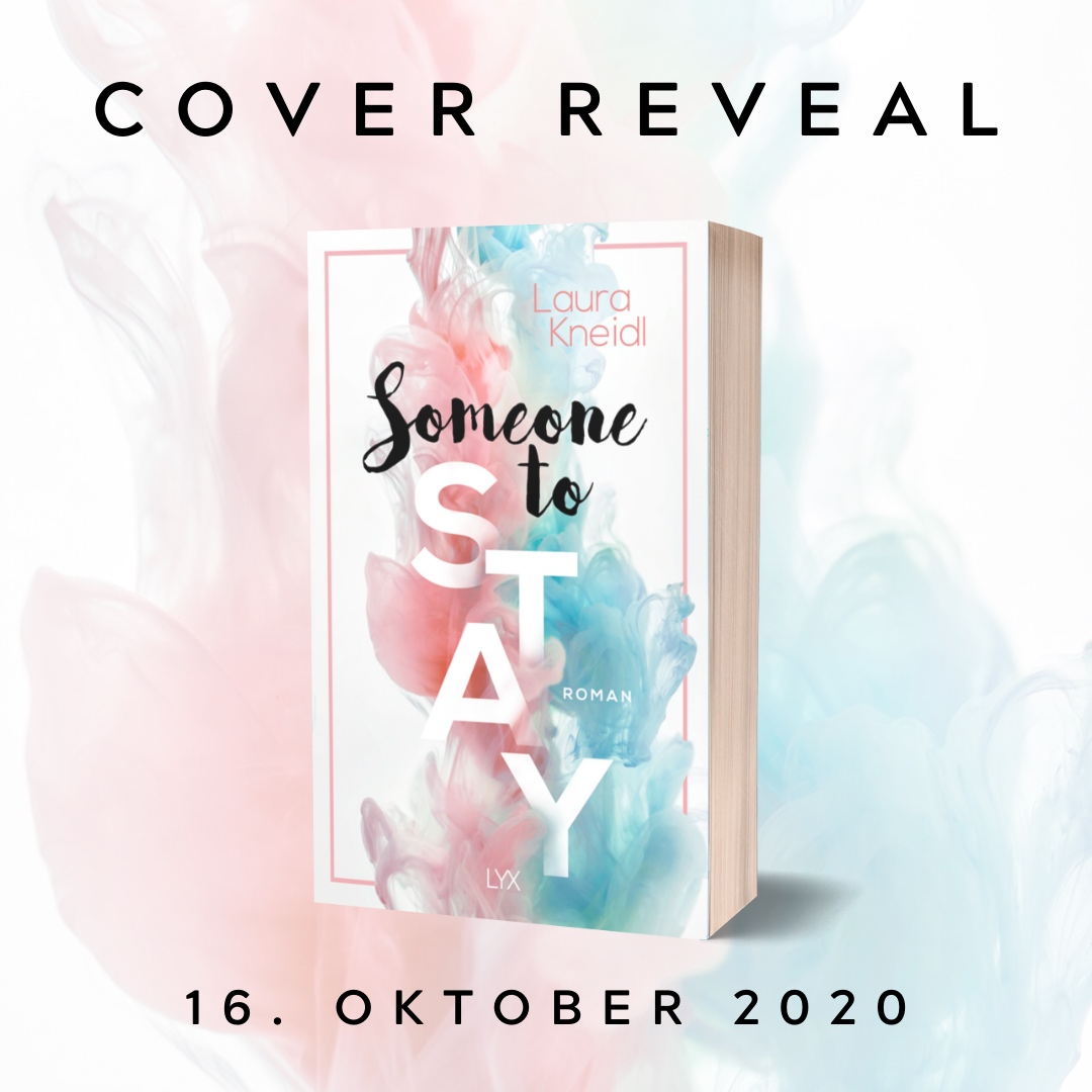 COVER REVEAL: Someone to Stay