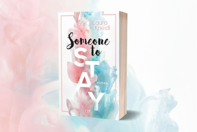 "Cover Reveal zu ""Someone to Stay"""