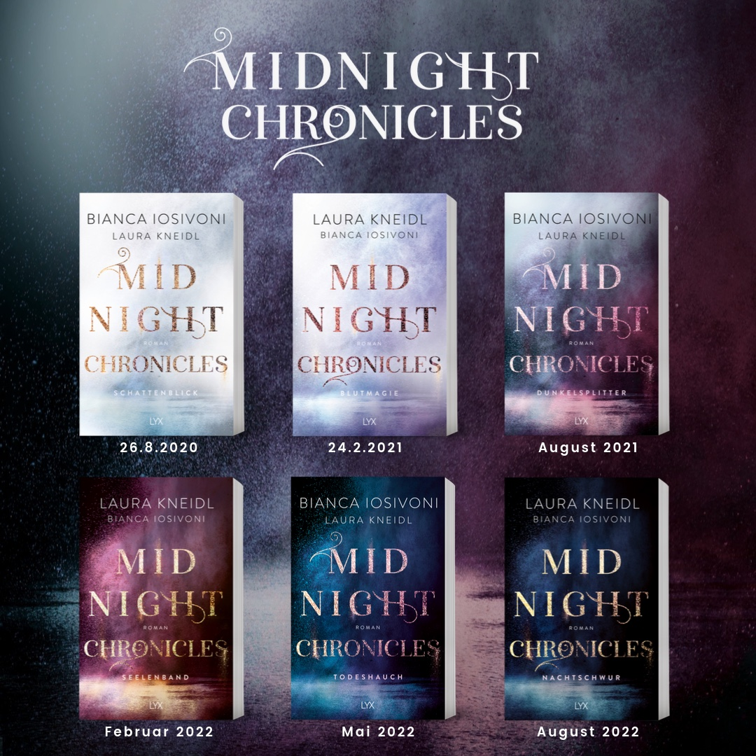 MIDNIGHT CHRONICLES – alle Infos und Cover